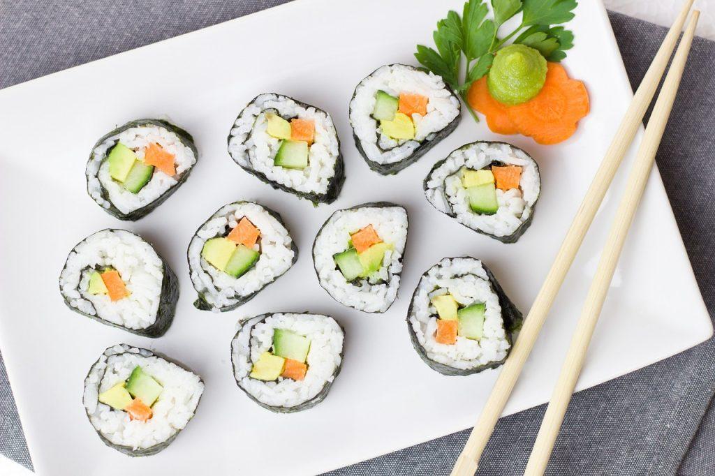 Mastering Sushi Etiquette