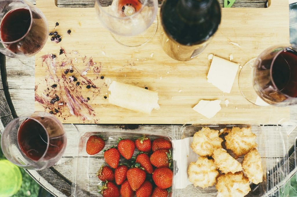 Don't Whine about Wine: A Guide to Pairing Wine and Cheese
