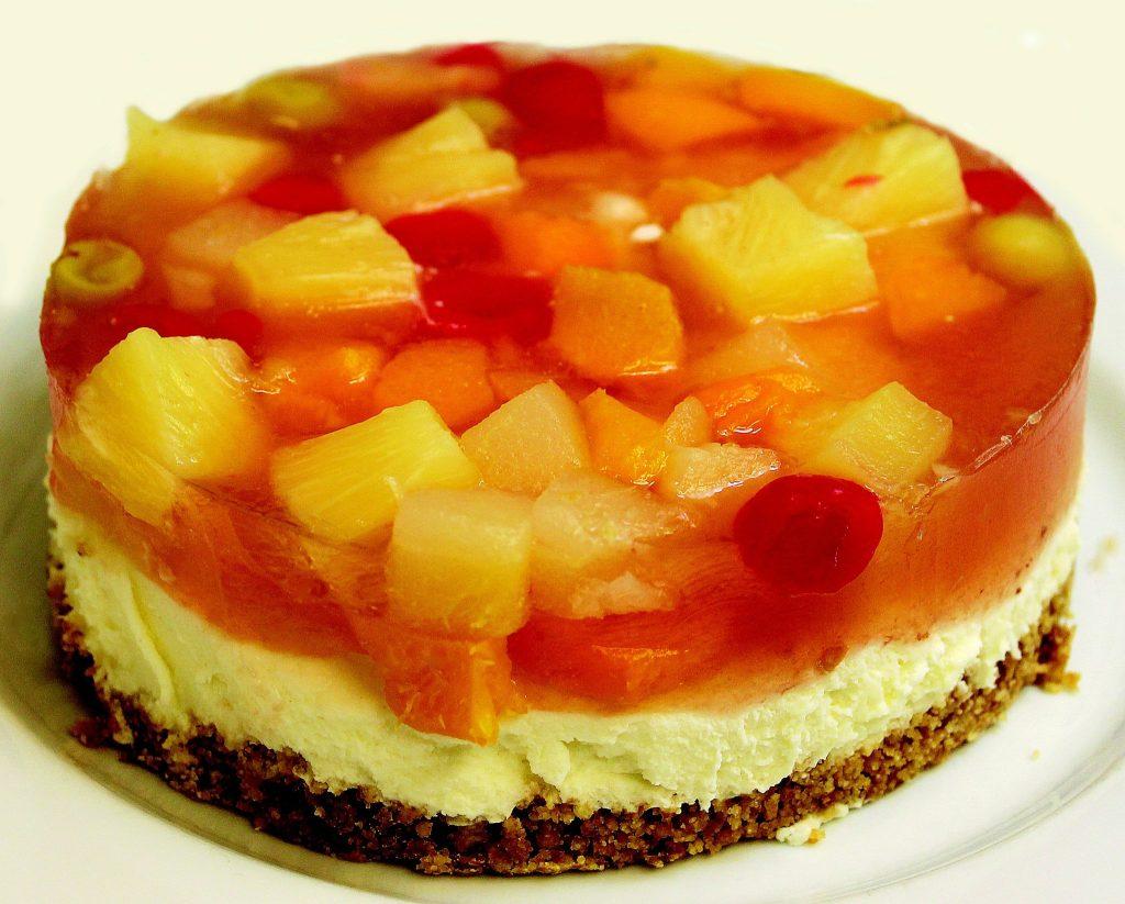 Fruit Cheesecake