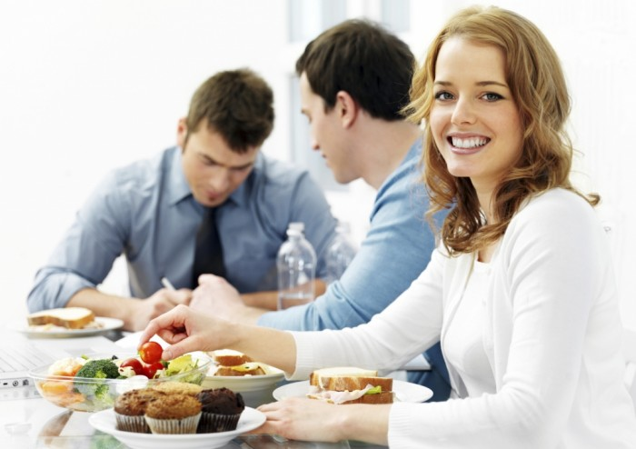 Food for boosting productivity