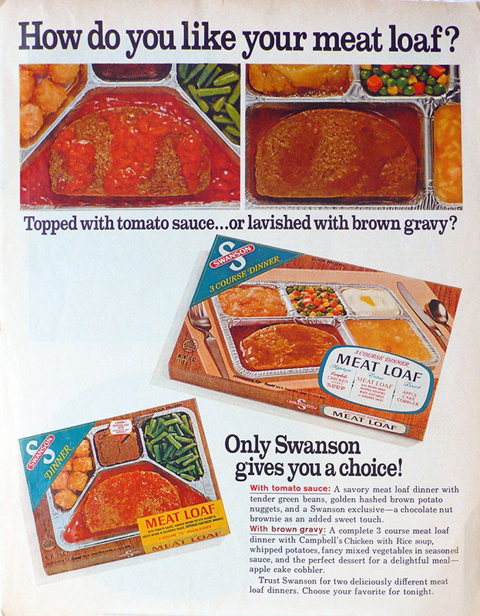 catering meat loaf