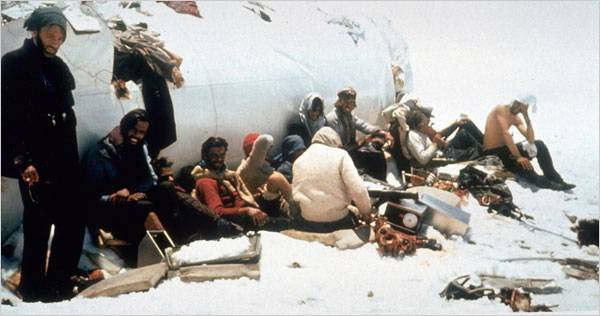 1972 Andes Flight Disaster