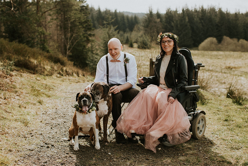 Accessible Wedding JUAN CARLO