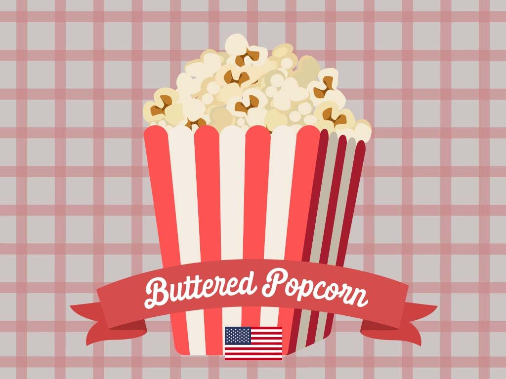 Buttered Popcorn (United States)