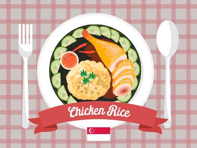 Chicken Rice (Singapore)