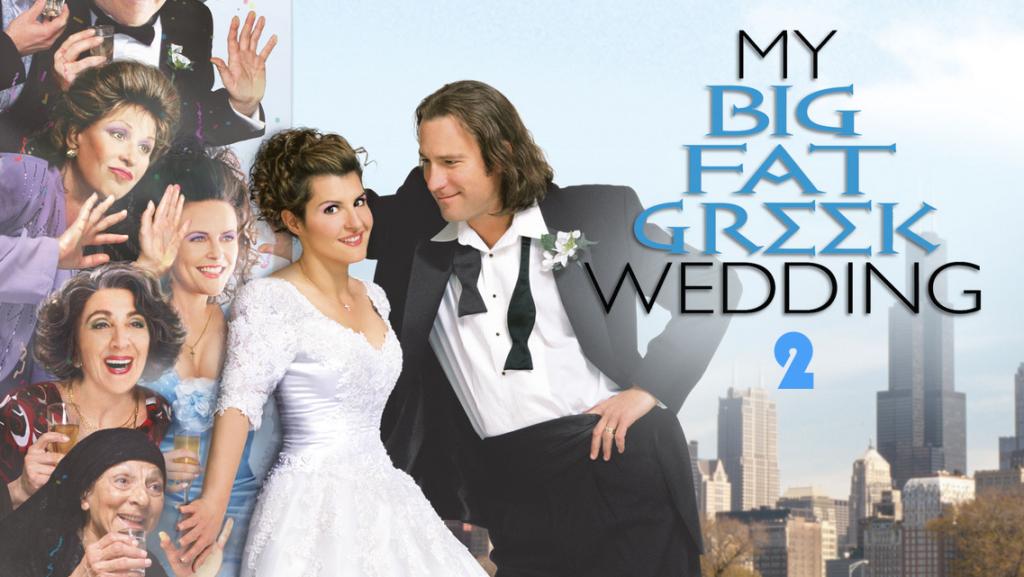 My Big Fat Greek Wedding 1 and 2