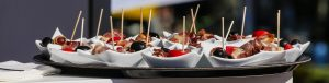 What should you expect from a catering service