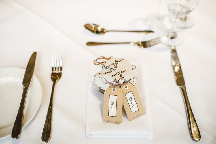 Harmonizing Your Wedding's Catering and Design