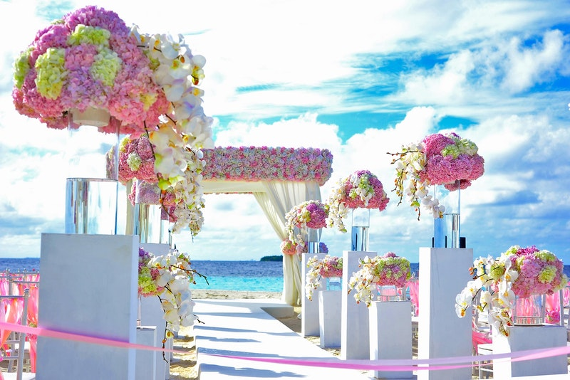 Romantic Wedding Theme Ideas You Can Do in Tagaytay