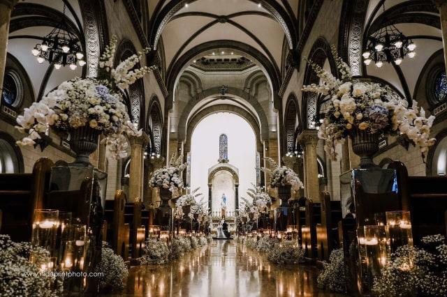 Jc Wedding Couple Altar