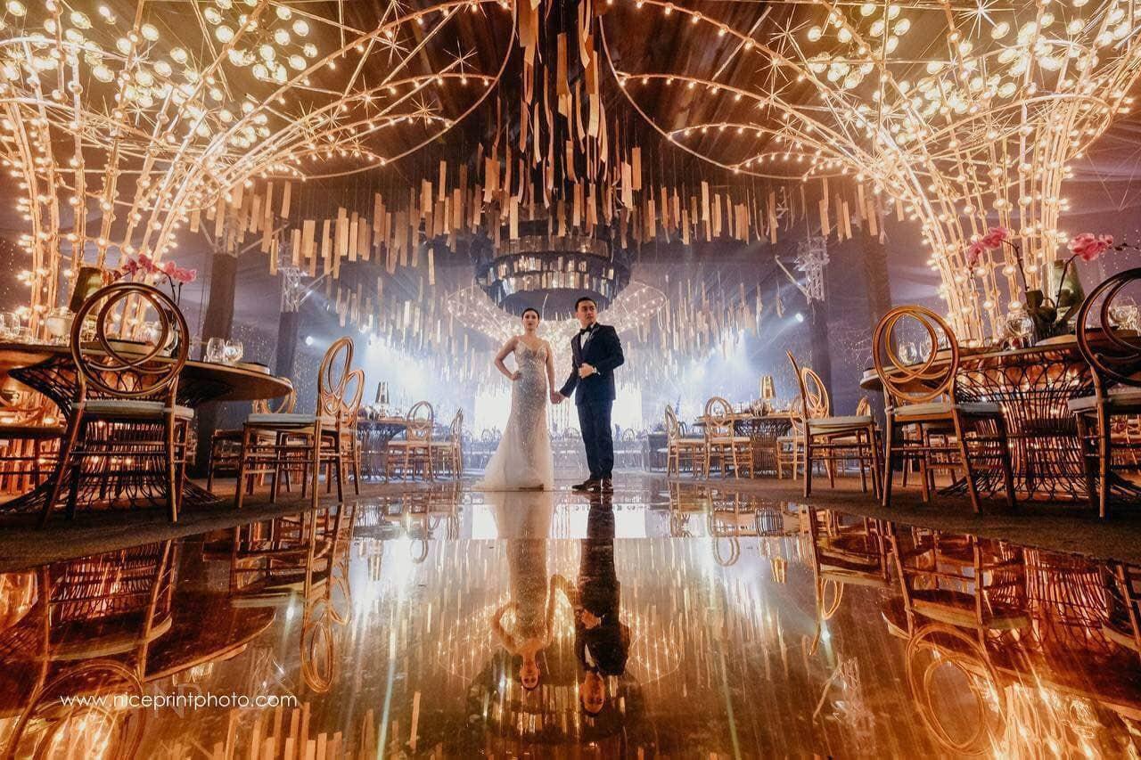 Jc Wedding Couple Ballroom