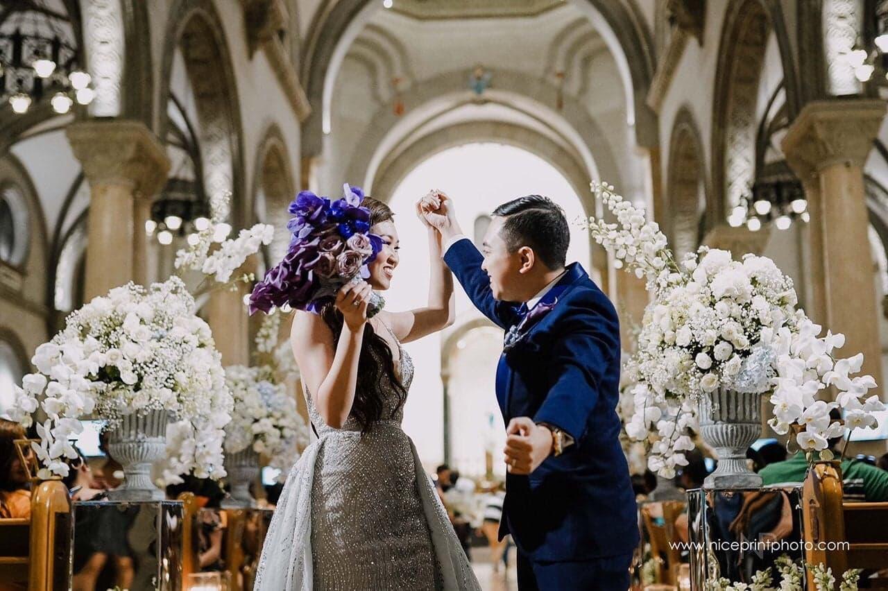 Jc Wedding Couple Happy