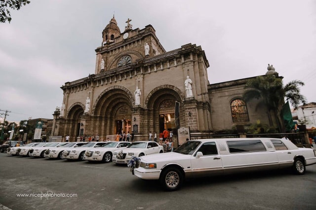 Jc Wedding Limo Church