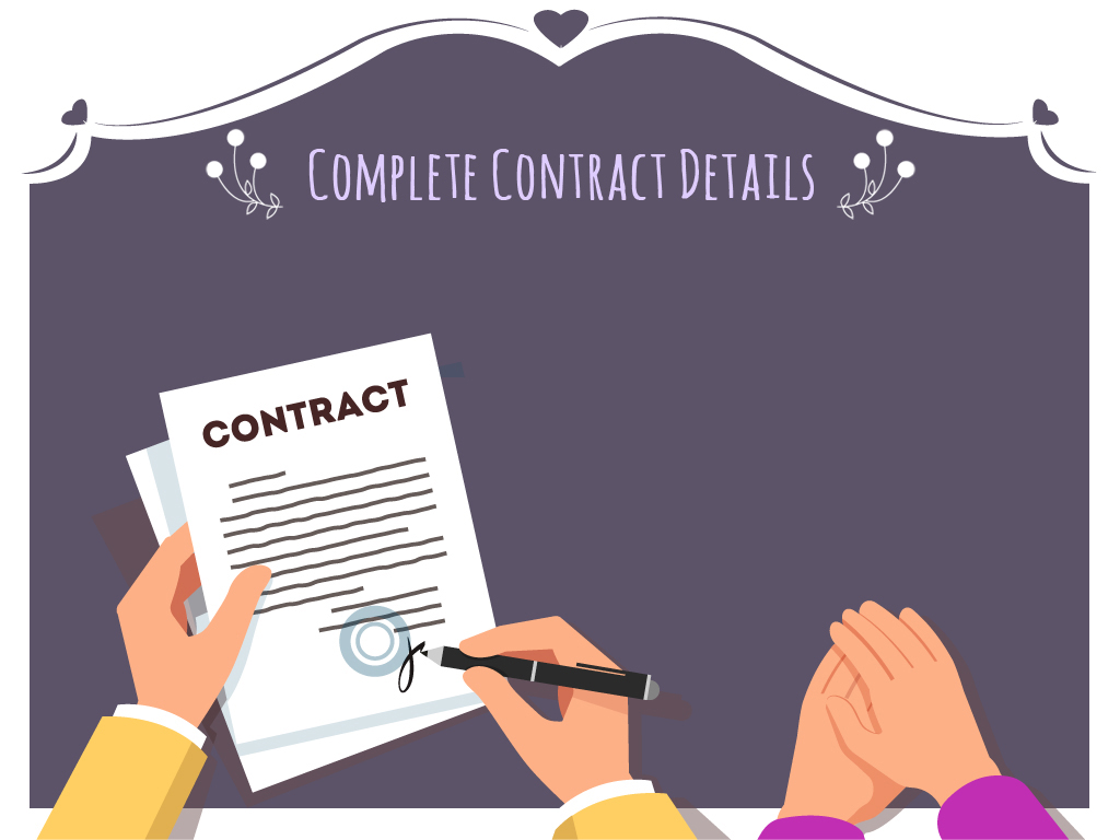 Complete Contract Details