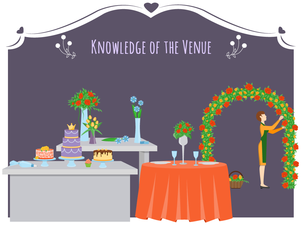 Knowledge Of The Venue