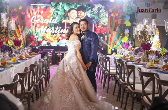 Ai-Ai Delas Alas and Gerald Sibayan Wedding
