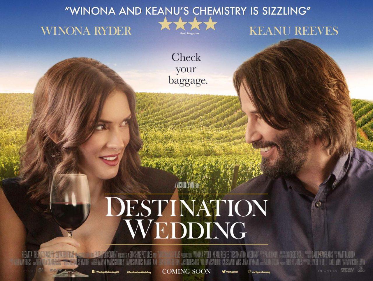 "Something Blue Inspire By ""Destination Wedding"""