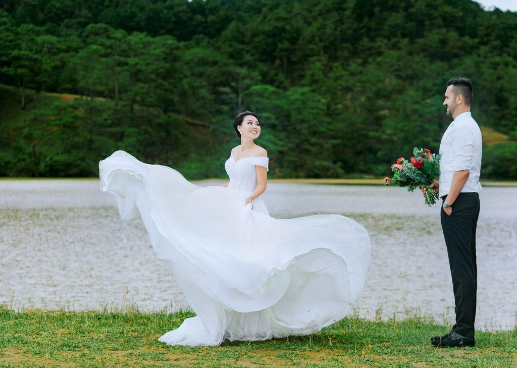 Bouquet Bridal Bridal Gown 1751682