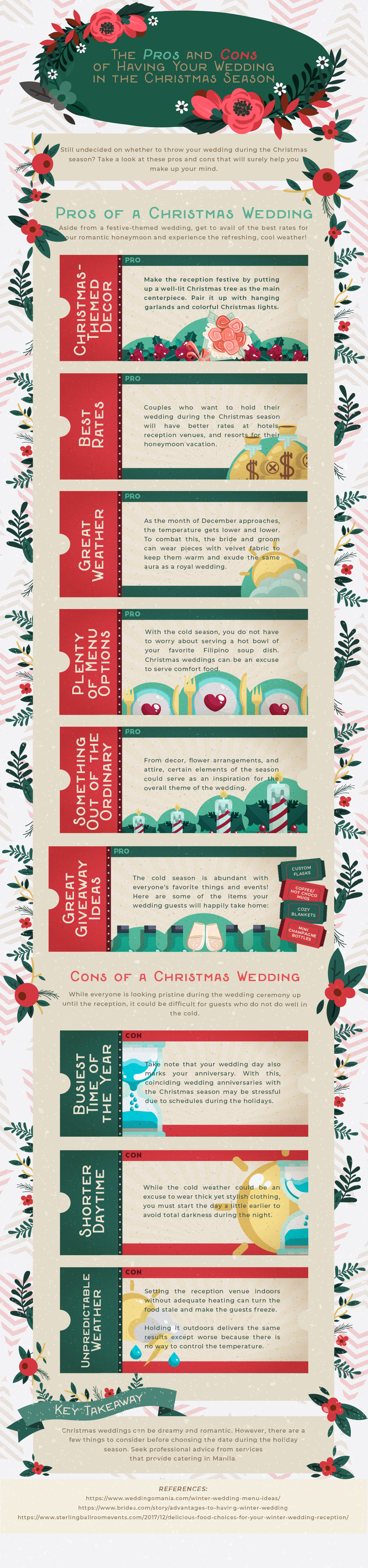 The-Pros-and-Cons-of-Having-Your-Wedding-in-the-Christmas-Season