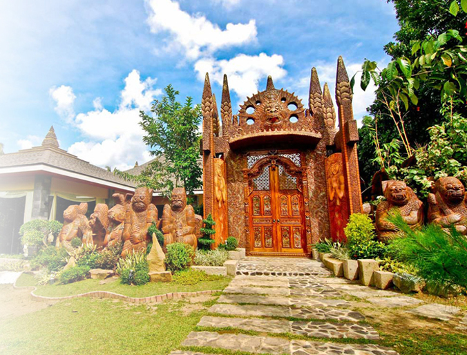 Cintai Coritos Garden - A Wedding Venue in Lipa
