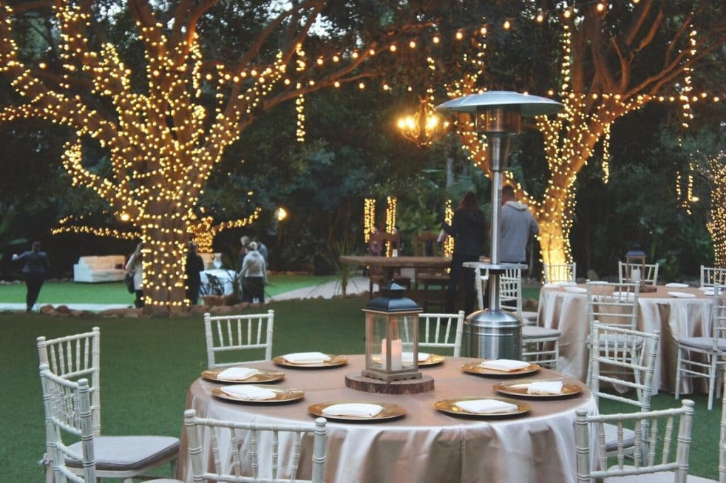 Opt For Outdoor Venues