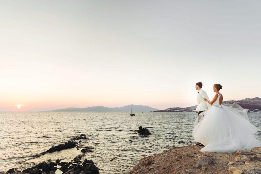Wedding And Honeymoon In One Location