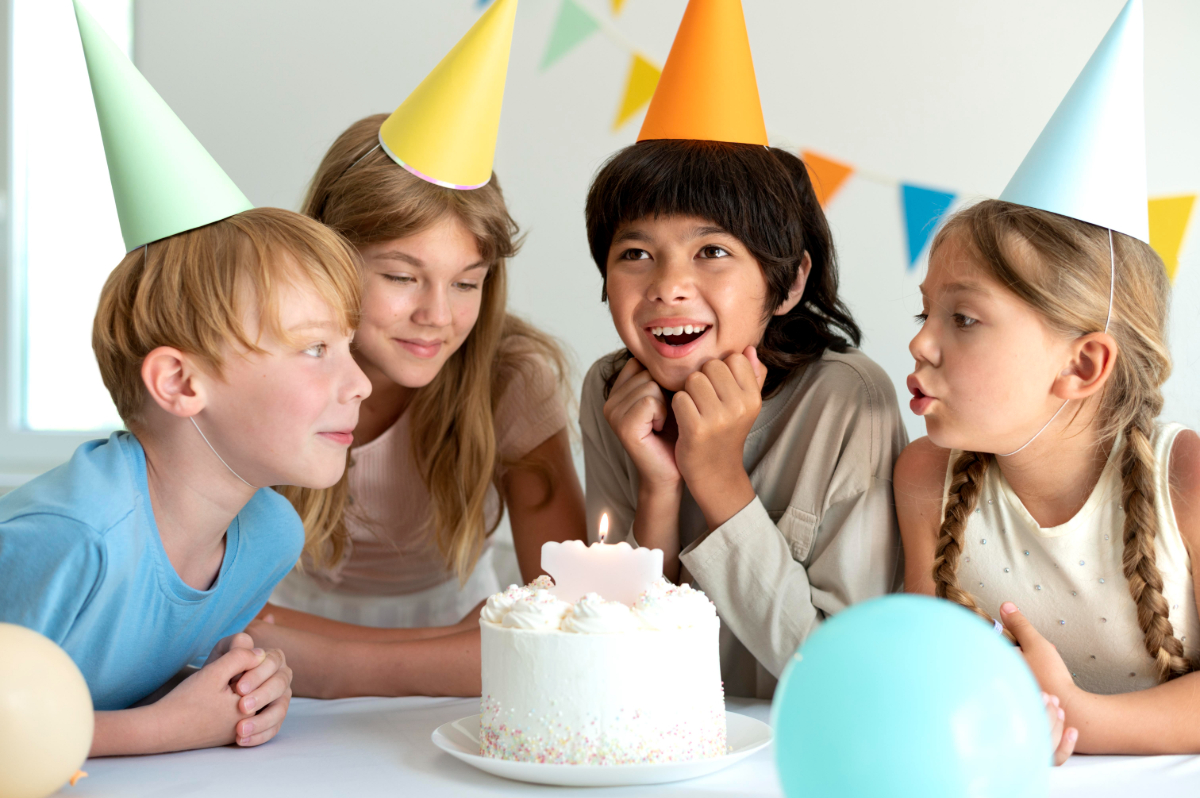 How To Plan A Joint Birthday Party